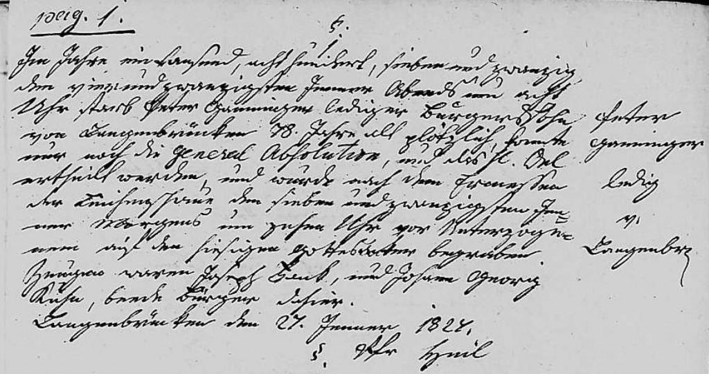 1827 - Tod Ganninger, Peter
