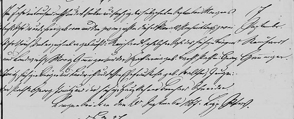 1867 - Geburt Ganninger, Reinhard
